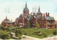 """Създаване на болницата """"Джонс Хопкинс"""" през 1889г."""