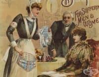 Употребата на електрическите колани през 19-ти век и тяхната противоречива здравословна полза