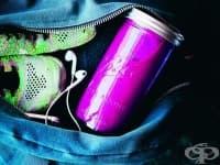 Енергизиращо и възстановяващо смути за спортуващи