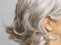 Как да предотвратим ранното посивяване на косите?