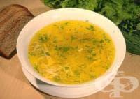 Пилешката супа - ефикасно средство срещу простуда