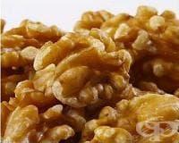 Орехите като лек