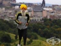 101-годишен маратонец се отказва от спорта, но... не съвсем