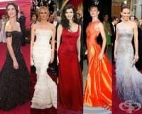 24 зашеметяващи рокли от Оскарите, за които най-вероятно сте забравили