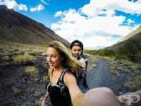 Запознайте се с Боди Бенет - 2-годишното момче, което изкачва върхове с родителите си