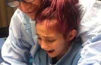 12-годишно момиченце изражда малкото си братче