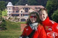 """Възстановяването на Шумахер под въпрос въпреки усилията на лекарите и на неговия """"ангел-пазител"""" – съпругата му Корина"""