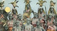 Запознайте се с най-безстрашните жени терминатори в историята - амазонките от Дахомей