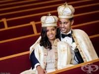 И заживели щастливо: Американка срещна своя принц в нощен клуб и се омъжи за него