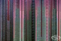 """Серията фотографии на Майкъл Уолф — """"Архитектура на гъстотата"""" показват как живее населението на Хонконг"""