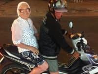 Няма бариери за възрастта: 89-годишна руска баба решава да пътува по света
