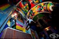 Непорочното Строителство: Вижте изоставената църква, която се превърна в скейтпарк