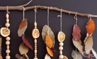 Как да си направим стилна есенна ароматна декорация: потпури