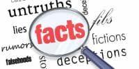 Вижте 10 лъжи, които всички приемаме като факти