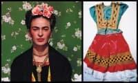Скритият гардероб на Фрида Кало изложен след почти 50 години