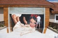 """Холандският художник на 3D """"улично"""" изкуство Леон Кеер: за детето в нас, за живота на 3D рисунките, за живота по инерция"""