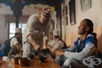 """Дидие Дрогба """"диша праха"""" на Лионел Меси в бясна кулинарна надпревара (Видео)"""