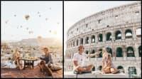 Тази двойка печели по $ 9000 от Инстаграм на снимка от пътуване. Ето как!