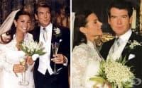 След 25 години брак: Пиърс Броснан и Кийли Шей Смит по-влюбени от всякога