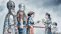 Защо руският парламент позволи на мъжете да бият жените си?