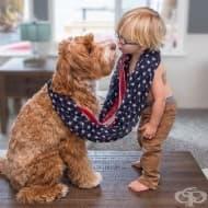 Запознайте се с осиновения Бъди и неговия най-добър приятел – кучето Рейгън