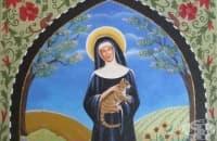 Свети Гертруда от Нивел: покровителката на котките
