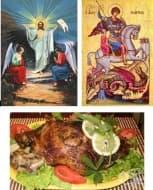 Великден и Гергьовден – между духовното и агнешкото