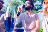 Синьото вино вече е факт и нищо няма е същото!