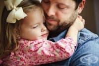 Трогващата история на баща и дъщеря, които възпроизвеждат стари сватбени снимки, за да кажат последно сбогом на починалата си съпруга и майка
