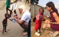 Спасеното преди 1 г. африканче вече е първокласник