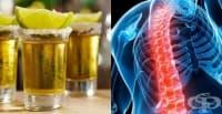Науката казва: текилата е полезна за вашите кости. Наздраве!