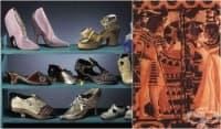 Високите токчета през древността: египетските месари ги носели, за да ходят над кръвта на убитите животни