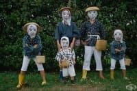 Красивият японски фестивал на мъртвите
