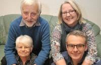 4-членно семейство живее с общо 4 функциониращи бъбрека