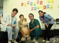 """Във Варна организират """"Болница за плюшени мечета"""" срещу детския страх от лекари"""