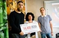 Инициативата Дари времето си на 5kmrun 2017 с благотворителност към детското отделение на УМБАЛ Св. Марина