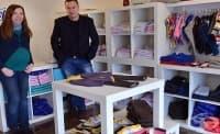 Българи създадоха дрехи за бебета с атопичен дерматит