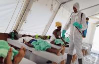 Епидемия от холера в Сомалия