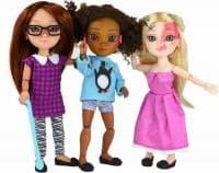 Компания за играчки пусна кукли с увреждания