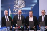 Лекари и НЗОК подписаха Националния рамков договор за 2017 г.