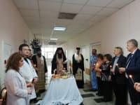 """Откриха напълно ремонтираното отделение по гастроентерология в """"Пирогов"""""""