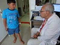 Проф. д-р Борислав Владимиров: Ходенето боси при децата е най-добрата профилактика срещу плоско ходило