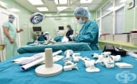 """Във варненската УМБАЛ """"Св. Марина"""" прилагат най-новия метод за индивидуално колянно протезиране"""