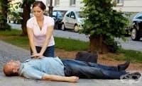 Сърдечен масаж или дефибрилатор могат да спасят човек, изпаднал в сърдечен арест