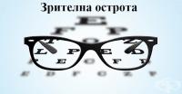 Зрителна острота