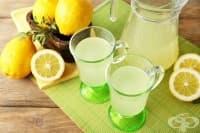 Сок от бреза с лимон и стафиди
