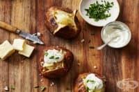 Как да направите перфектните пълнени картофи