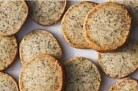 Лимонови бисквити с чай Ърл Грей