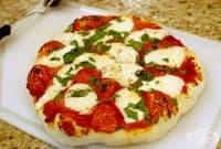 Бъркана пица Маргарита