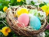 Да боядисаме великденските яйца с натурални оцветители!